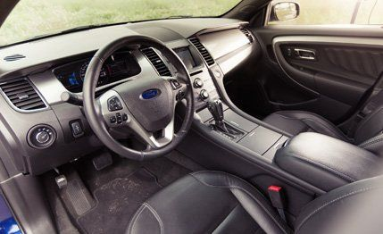 Worksheet. 2013 Ford Taurus 20L EcoBoost Test  Review  Car and Driver