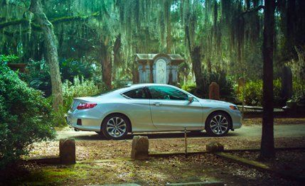 2013 Honda Accord Ex L V 6 Coupe Automatic Test Review Car And