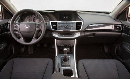 2013 honda accord sedan first drive review car and driver view 74 photos title sciox Image collections