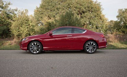 2013 Honda Accord Coupe V6 Manual Test  Review  Car and Driver