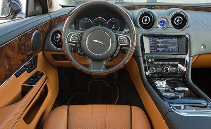 2013 Jaguar XJ 30 V6 Test  Review  Car and Driver