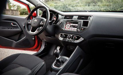 2013 Kia Rio5 SX Manual Instrumented Test  Review  Car and Driver