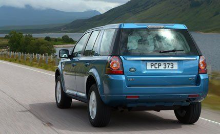 Land Rover Lr2 Reviews Price Photos And Specs Car Driver