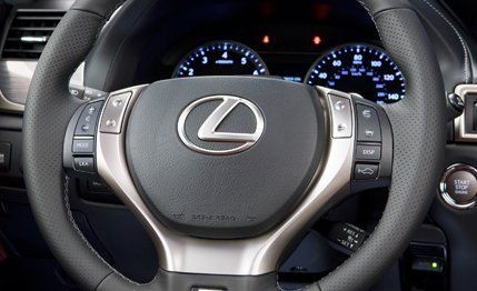 2013 Lexus GS350 AWD  GS350 F Sport Test  Review  Car and Driver