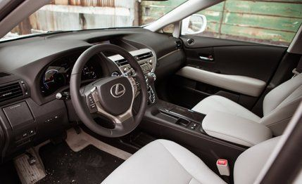 2013 Lexus RX450h Hybrid Test  Review  Car and Driver