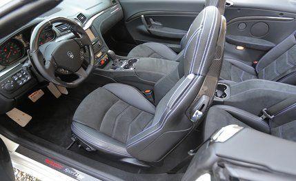 2013 Maserati GranTurismo MC Convertible First Drive | Review | Car ...