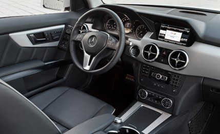 2013 mercedes benz glk250 bluetec glk350 first drive review rh caranddriver com mercedes glk repair manual mercedes glk manual transmission