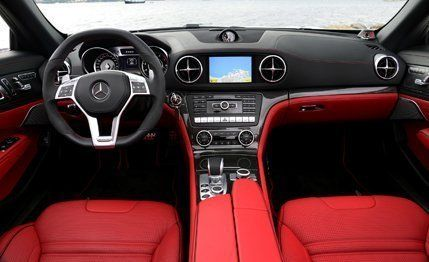 2013 Mercedes-Benz SL63 AMG First Drive - Review - Car and Driver