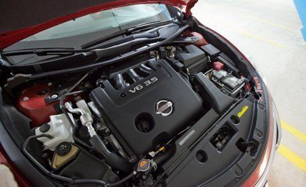 2013 Nissan Altima 35 SV Test  Review  Car and Driver