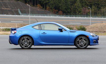 2013 Subaru Brz Sports Car First Drive Ndash Review Ndash Car