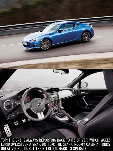 2013 Subaru Brz Limited Test Review Car And Driver