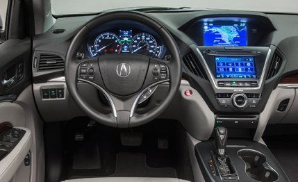 Acura MDX Photos And Info News Car And Driver - Acura mdx prices