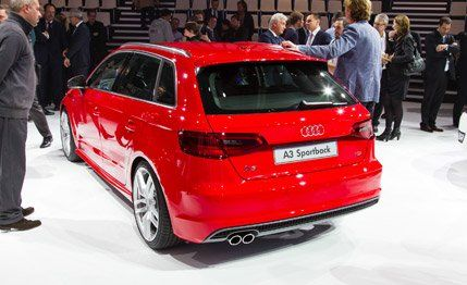 2014 Audi A3 Sportback Photos and Info   News   Car and Driver  Audi A Sportback on 2014 audi a7, audi a1 sportback, 2014 audi rs3, 2014 audi cars, audi s3 sportback, 2014 audi a8l w1-2, audi rs3 sportback, audi a7 sportback, 2014 audi q7, audi a8 sportback, 2014 audi a4, 2014 audi allroad quattro, audi a5 sportback, 2014 audi tt, 2014 audi q3, 2014 audi suv, 2014 audi s3, 2014 ford focus sportback, 2014 audi a5, 2014 audi r8,