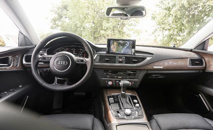 2014 audi a7 tdi diesel instrumented test – review – car and driver