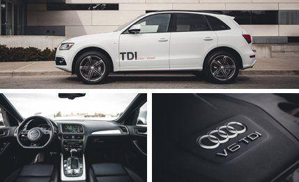 Audi Q TDI Diesel Instrumented Test Review Car And Driver - Audi q5 diesel
