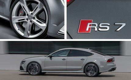 2014 Audi Rs7 Sportback First Drive Review Car And Driver