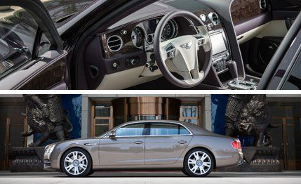 2014 Bentley Flying Spur First Drive | Review | Car and Driver