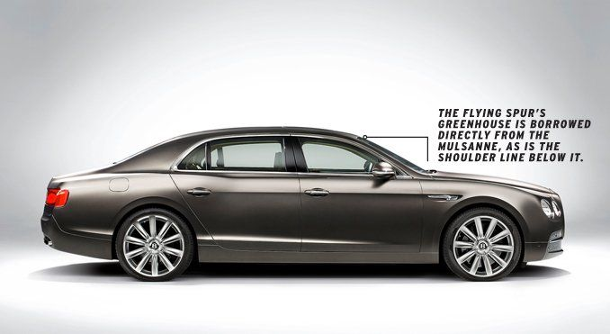 Dissected 2014 Bentley Flying Spur Feature Car And Driver