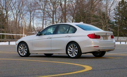 BMW D Diesel Sedan First Drive Review Car And Driver - Bmw 328 diesel
