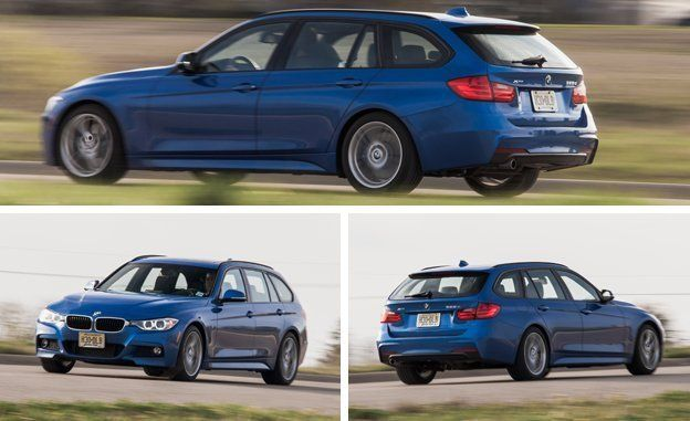 BMW D XDrive Diesel Wagon LongTerm Wrap Review Car - Bmw 328d xdrive wagon