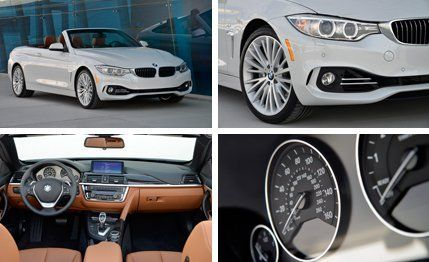 2014 bmw 4-series convertible first drive – review – car and driver