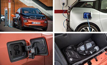 2014 BMW i3 First Drive – Review – Car and Driver