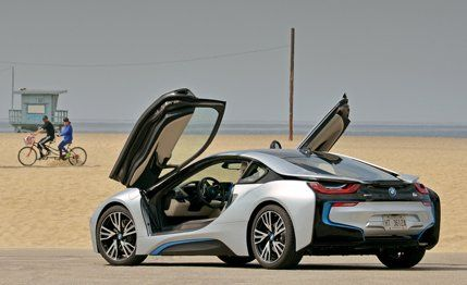 2014 Bmw I8 Test Review Car And Driver