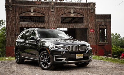 2014 BMW X5 xDrive35d Diesel Test – Review – Car and Driver