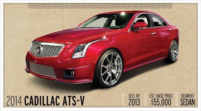 2014 Cadillac ATS-V | Future Cars | Car and Driver