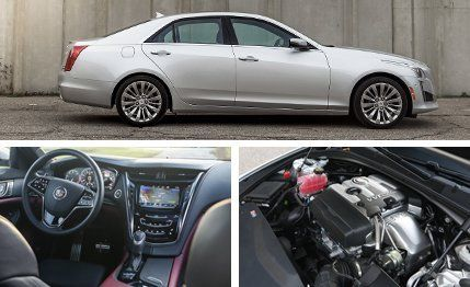 Cadillac 2 0 T >> 2014 Cadillac Cts 2 0 Turbo Test Review Car And Driver