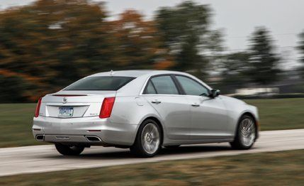 2014 Cadillac CTS 2.0 Turbo Test | Review | Car and Driver
