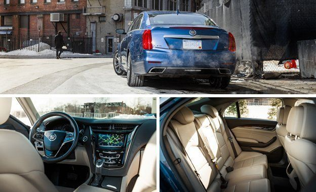 2014 cadillac cts vsport long term wrap up review car and driver view 86 photos sciox Choice Image