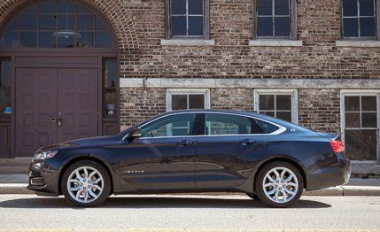 2014 Chevrolet Impala 36L V6 Instrumented Test  Reviews  Car