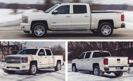 2014 Chevrolet Silverado 6 2l V 8 4x4 Test Review Car And Driver
