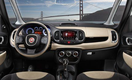 2014 Fiat 500L First Drive | Review | Car and Driver