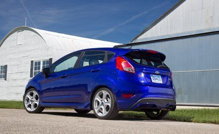 View 18 Photos There Are Plenty Of Quicker Nicer And Prettier Cars Than The Fiesta ST But Precious Few That More Fun To Drive