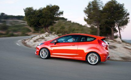 2014 Ford Fiesta ST Hatchback First Drive  Review  Car and Driver