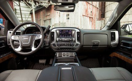 2014 GMC Sierra 1500 53L 4x4 Crew Cab Test  Review  Car and Driver