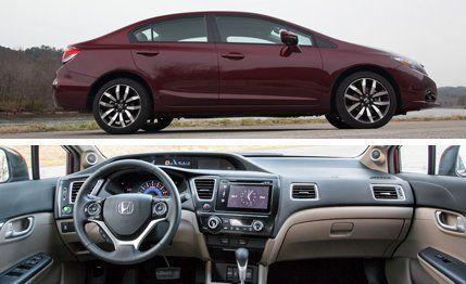2014 Honda Civic Ex L