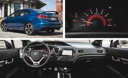 2014 Honda Civic Si Sedan Test  Review  Car and Driver