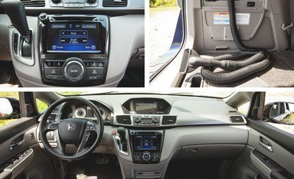 2014 Honda Odyssey Test  Review  Car and Driver