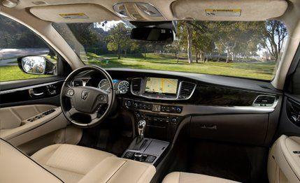 2016 Hyundai Equus Reviews Hyundai Equus Price Photos And Specs