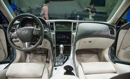 2014 Infiniti Q50 Photos and Info  News  Car and Driver
