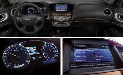 2014 infiniti qx60 hybrid first drive review car and driver publicscrutiny Images