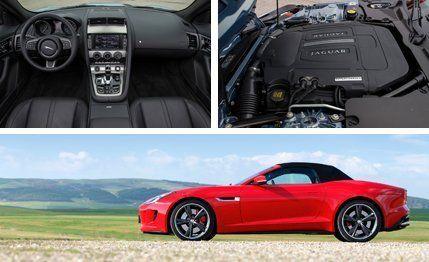 2014 Jaguar F-Type S V8 Quick Spin Review | Autobytel.com