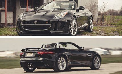 2014 Jaguar F-Type S - Review | The New York Times - YouTube