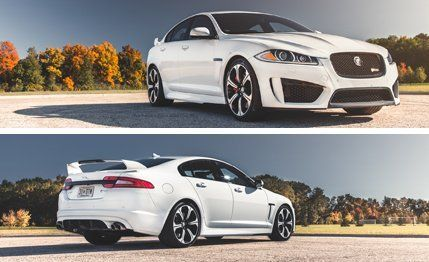 Jaguar Xfr S Reviews Price Photos And Specs Car Driver