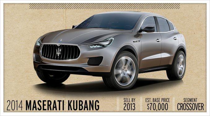 2014 Maserati Kubang | Future Cars | Car and Driver