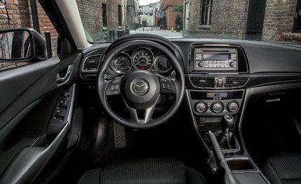 2014 mazda 6 i sport test 160 review car and driver rh caranddriver com 2013 Mazda 6 Grand Touring 2014 Mazda CX-5 Touring