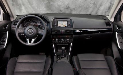 2014 Mazda CX5 25 First Drive  Review  Car and Driver